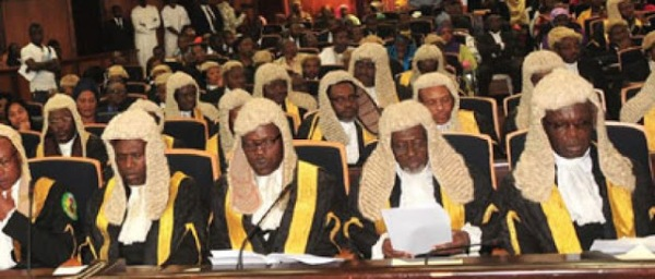 Image result for Nigerian judges