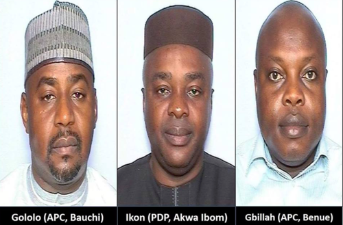 Image result for Nigerian senators accused of sexual