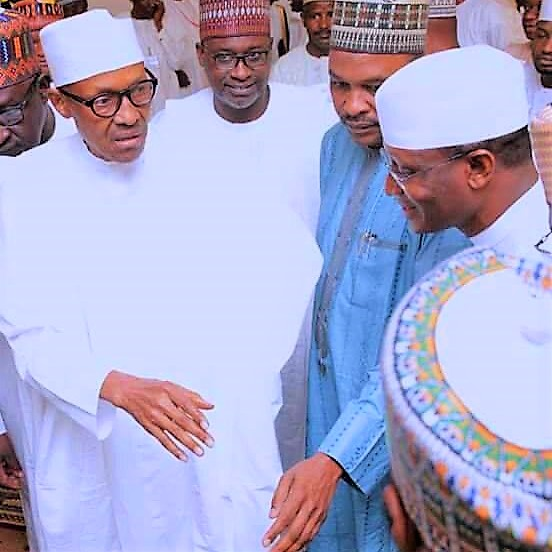 The Republican News: Why Buhari Is Receiving Governors, Others Now