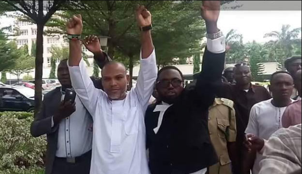 Nnamdi Kanu, The Republican News