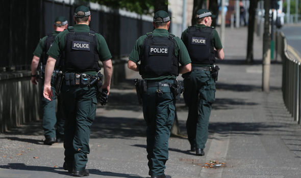 Northern-Ireland-police