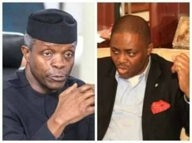 Image result for Resign, Christians are not cowards – Fani Kayode tells Osinbajo