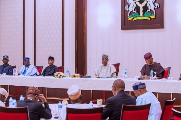 Buhari-Tinubu-Osinbajo-at-APC-NEC-meeting-1