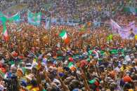PDP rally in Rivers state