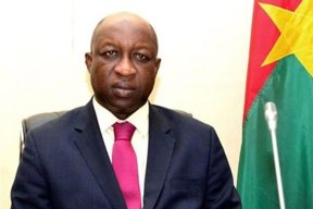 Ex-Prime Minister of Burkina Faso, Paul Kaba Thieba